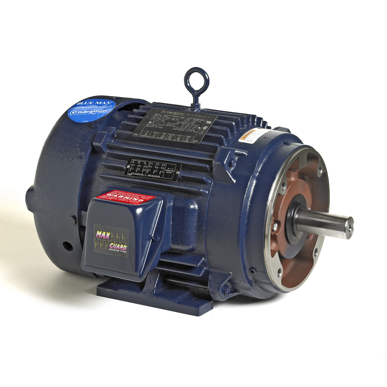 Y598 marathon motor 20hp inverter duty for Marathon inverter duty motor